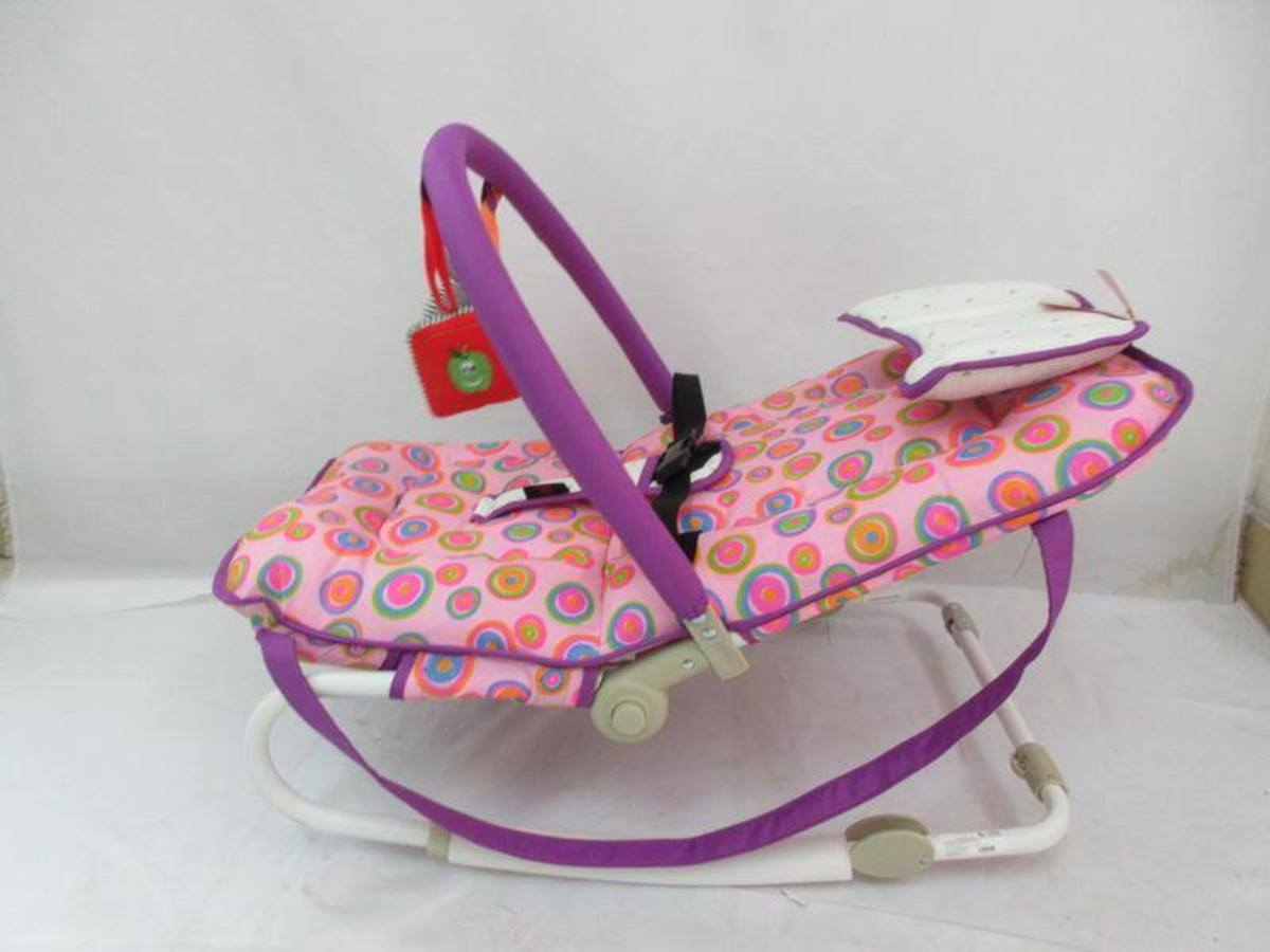 Baby Rocking Chair, PURPLE