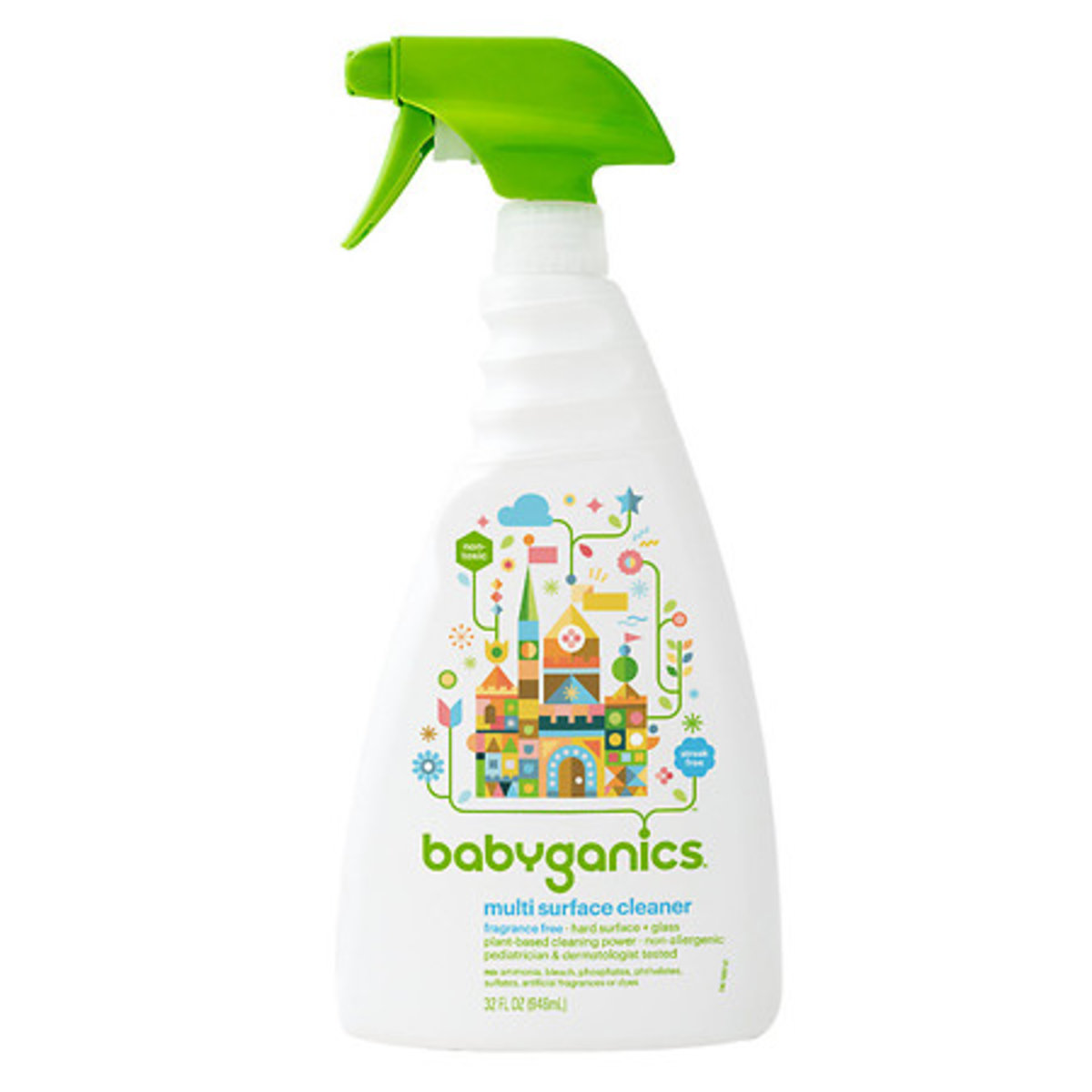 Multi Surface Cleaner - Unscented 946ml