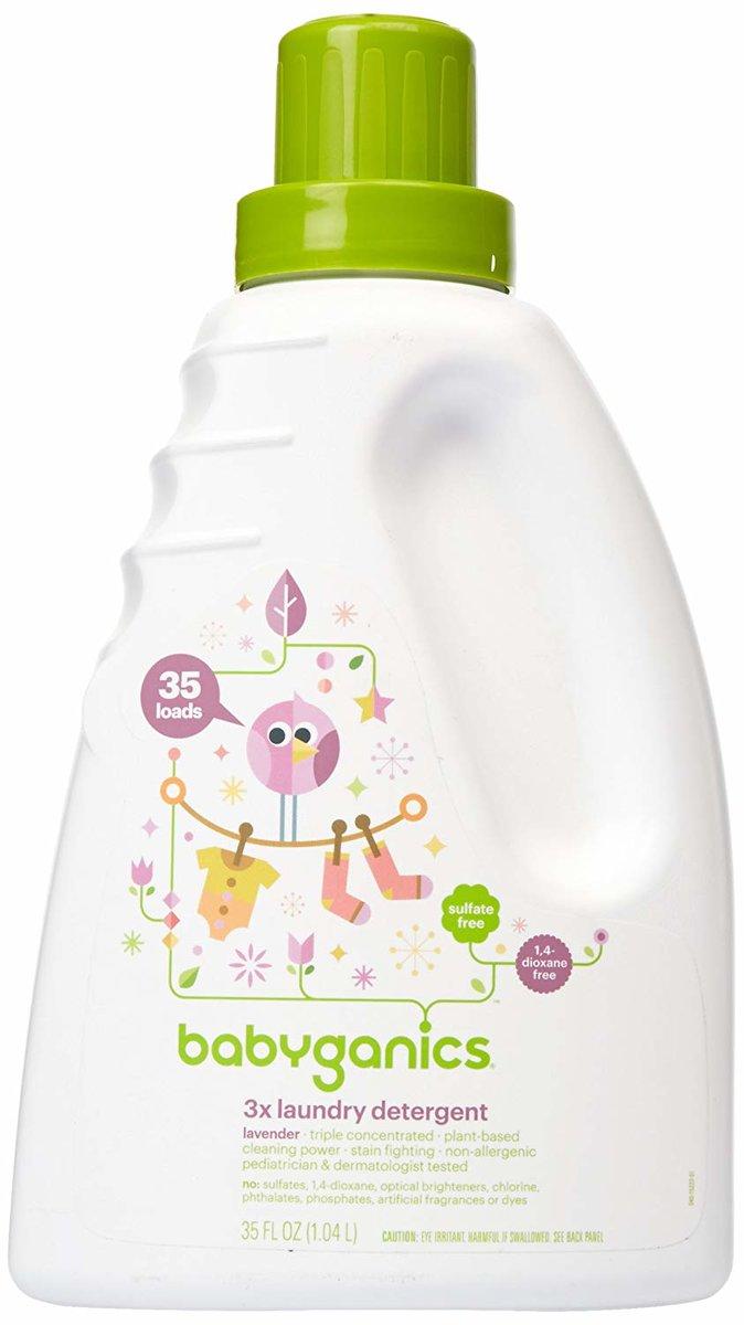 Laundry Detergent  Lavender 1.04L