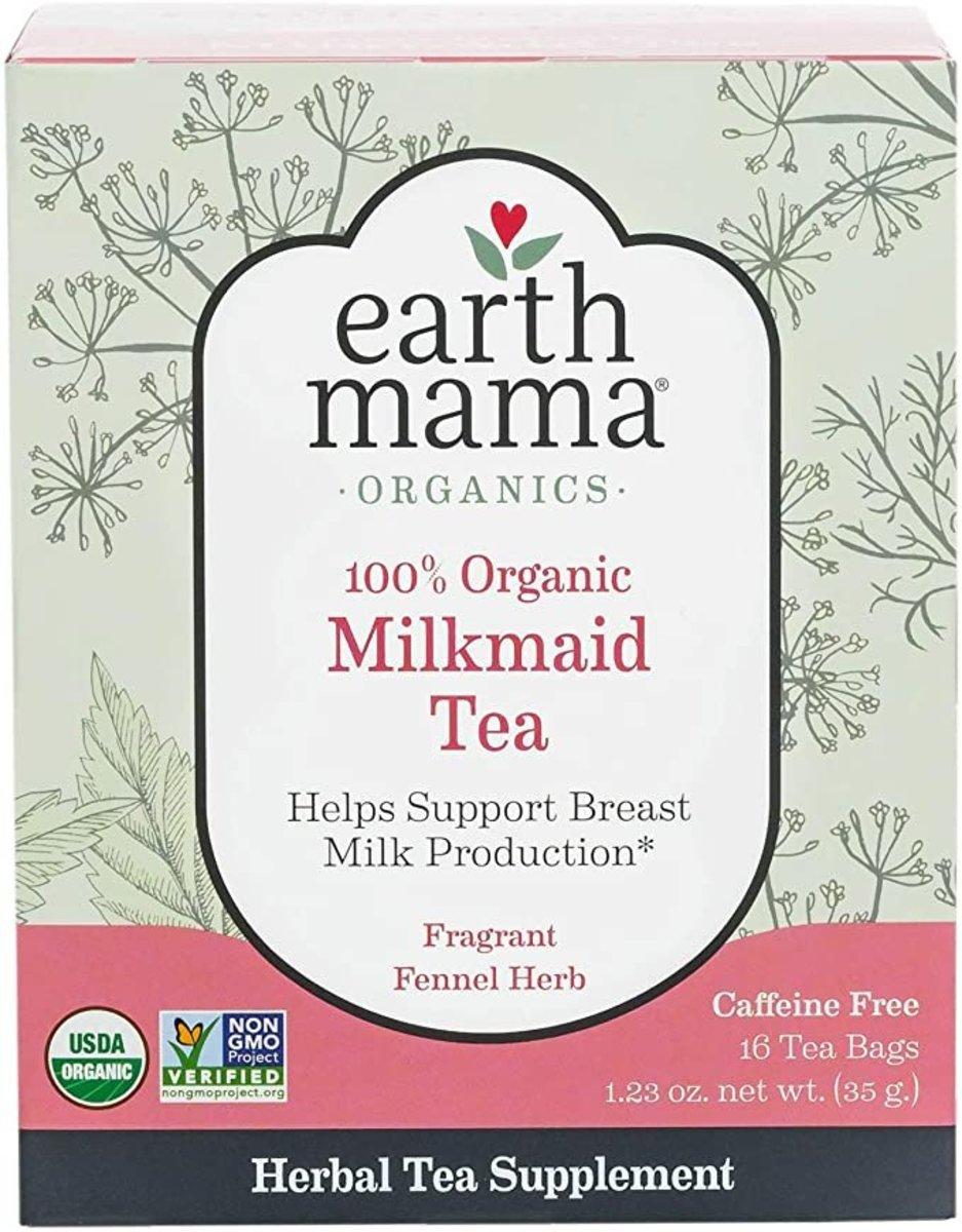 Organics Milkmaid Tea 16 Tea Bags/35g (Parallel Import)