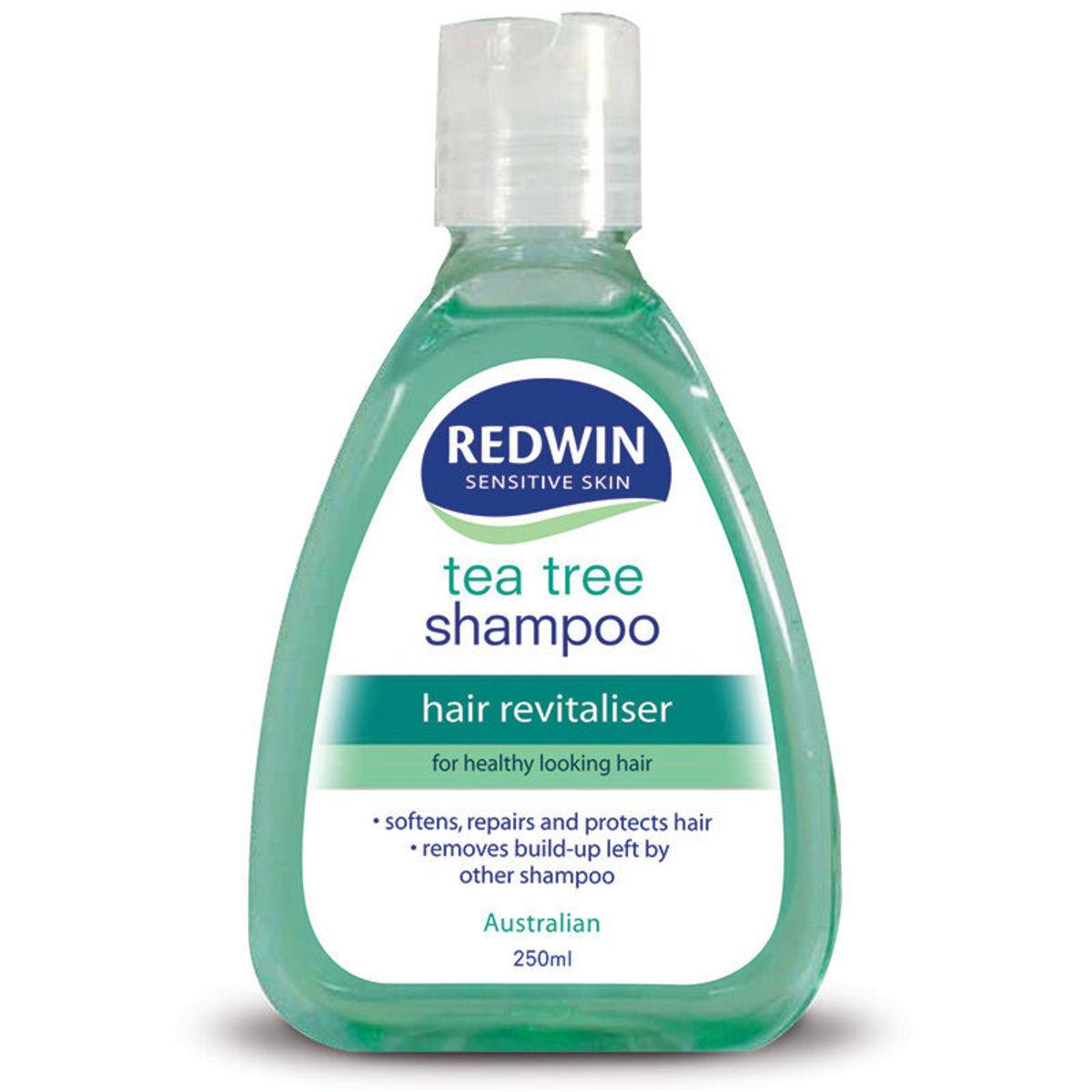 Tea Tree Shampoo 250ml [Parallel Import Product]