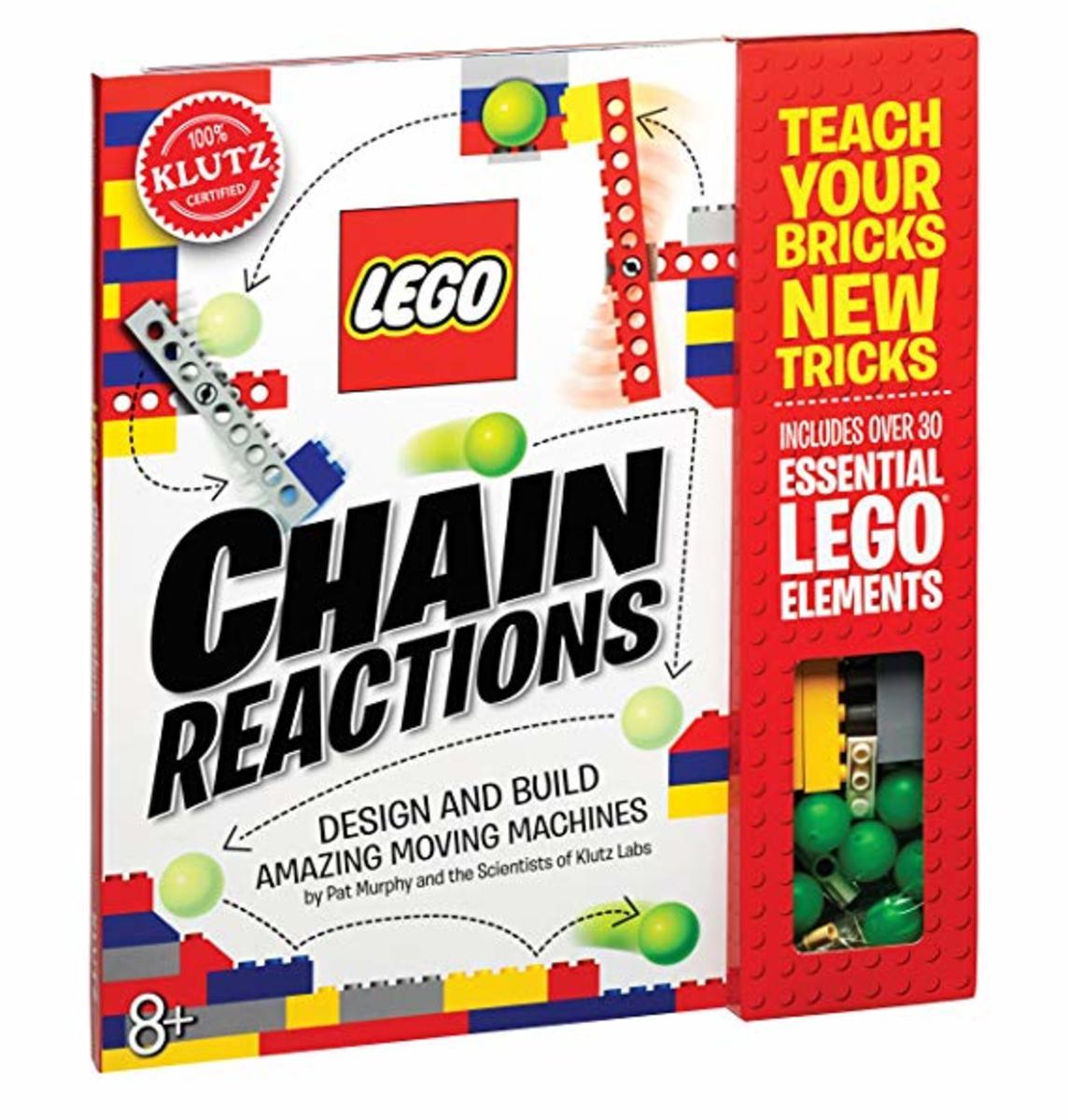 Lego 遊戲 STEM 學習材料 在家學習 Chain Reactions