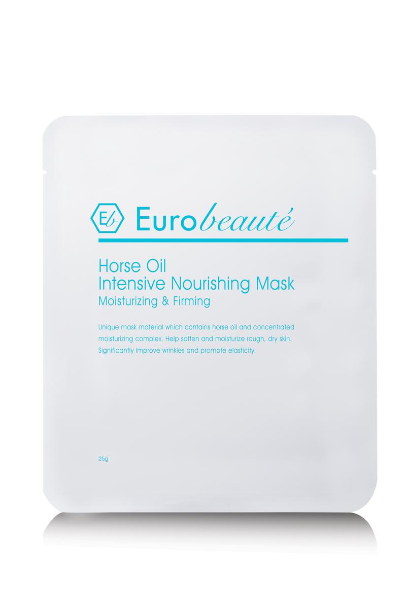 Horse Oil Intensive Nourishing Mask 6pcs