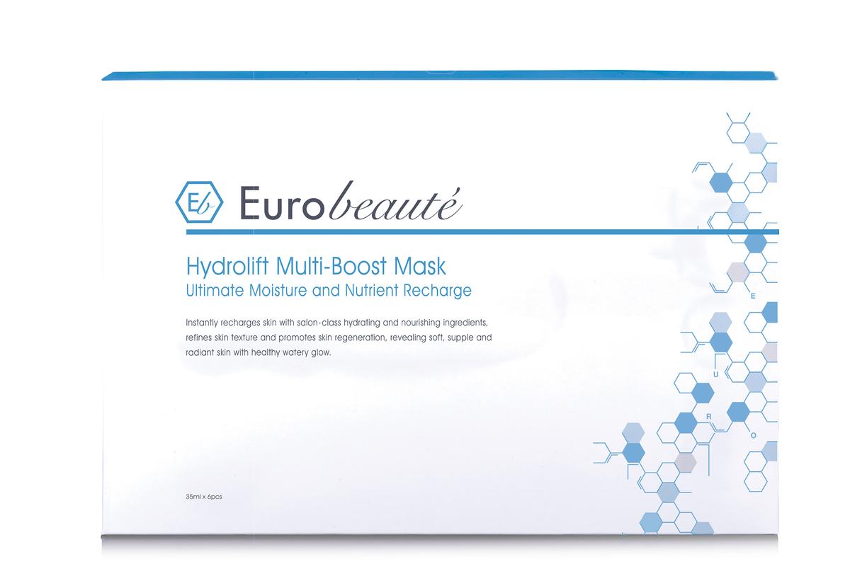 Hydro lift Multi-Boost Mask 6pcs