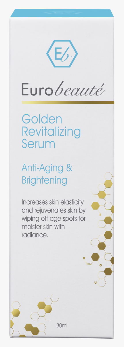 Eurobeaute Golden Revitalizing Serum 30ml