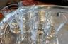 Rocking multi purpose glass 4-pack