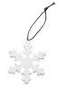 聖誕樹裝飾雪花3件裝