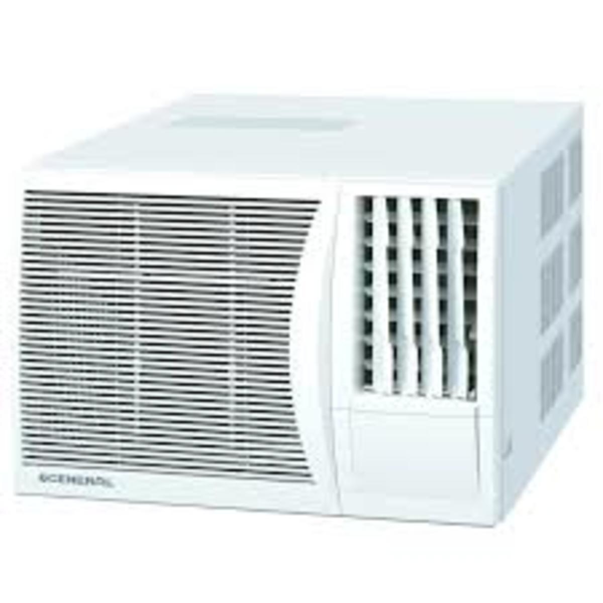 AMWB12FBT 1.5匹 窗口式冷氣機 (原廠3年保養)