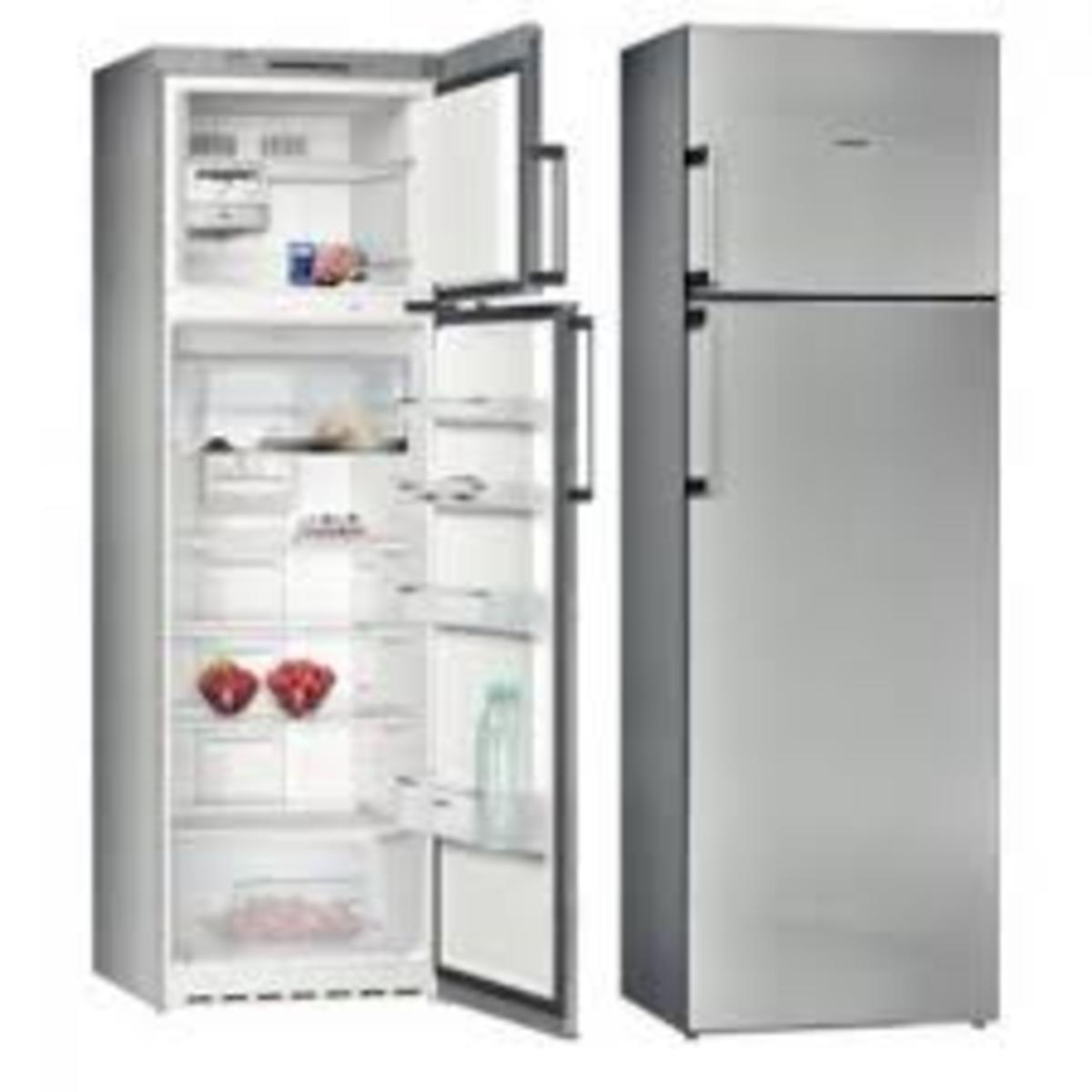 KD32NVI20K 309公升 上置冷凍式 雙門雪櫃