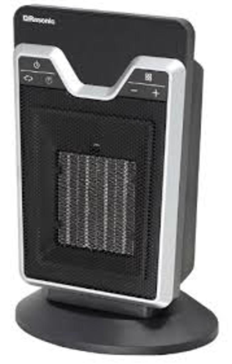 RA-CH563S 2000W 陶瓷暖風機 (附遙控器)