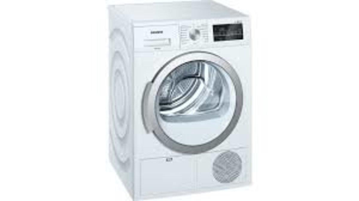 WT46G400HK 7kg Condenser Dryer
