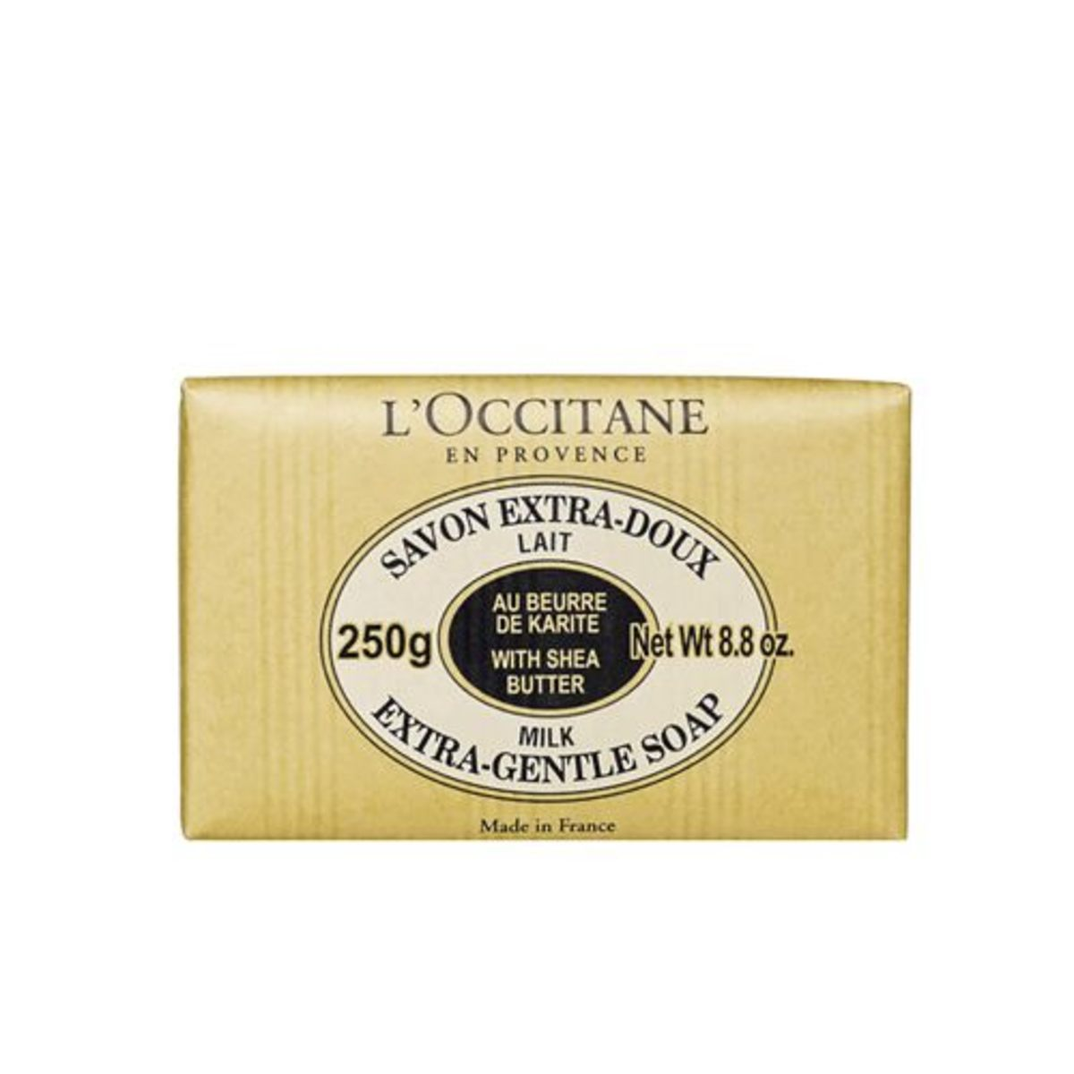 Shea Butter Extra Gentle Soap 250g-Milk *EXP 2020.02 [Parallel Import]