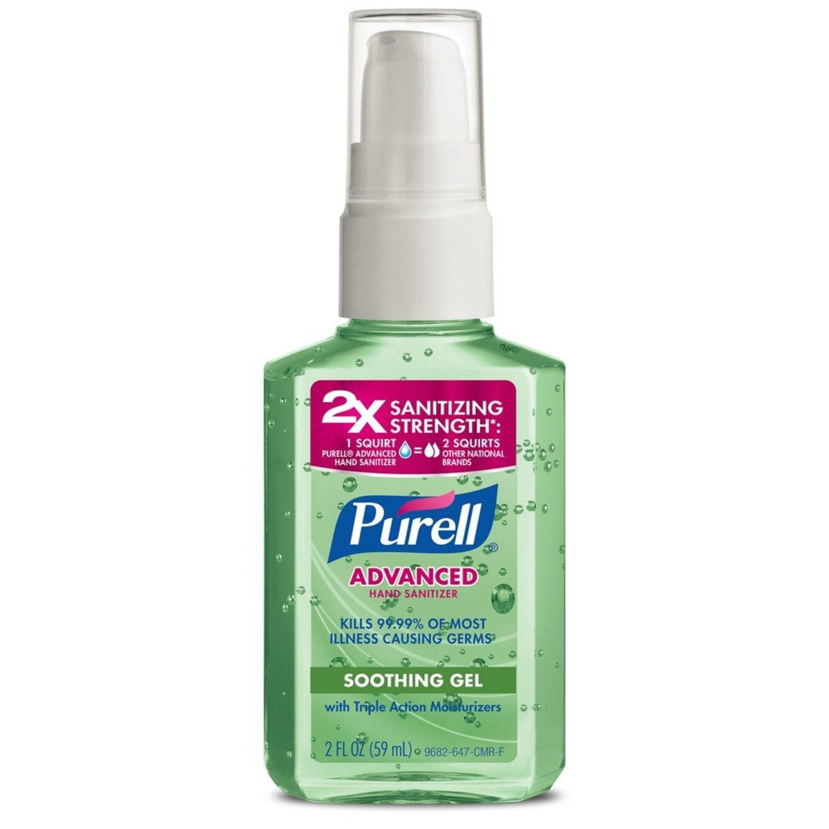 Purell Instant Hand Sanitizer With Aloe 59ml [Parallel Import]