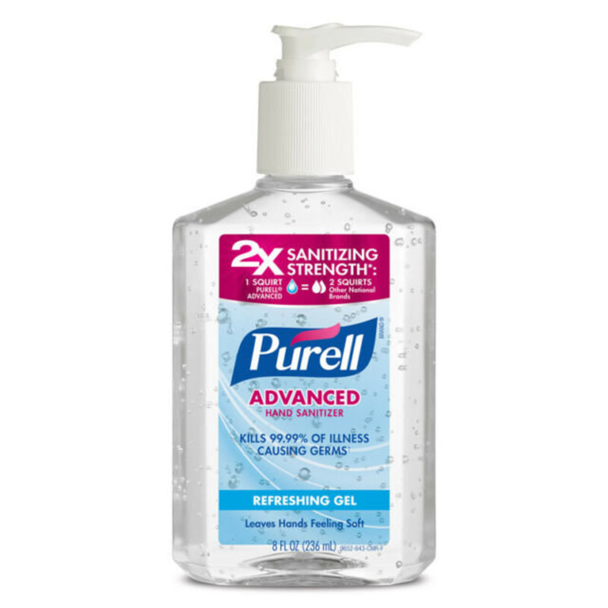 Purell Original Hand Sanitizer 236ml [Parallel Import]