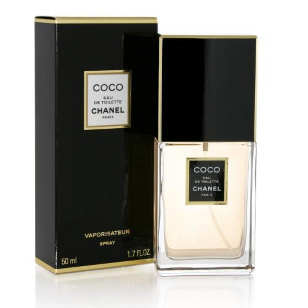 Co Co EDT (W) 50ml [Parallel Import]