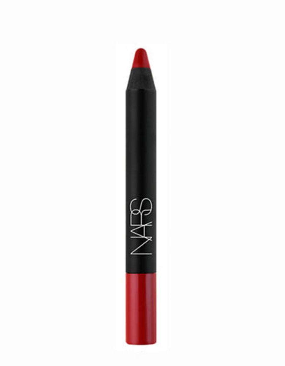 Velvet Matte Lip Pencil 2.4g #Dragon Girl [Parallel Import]
