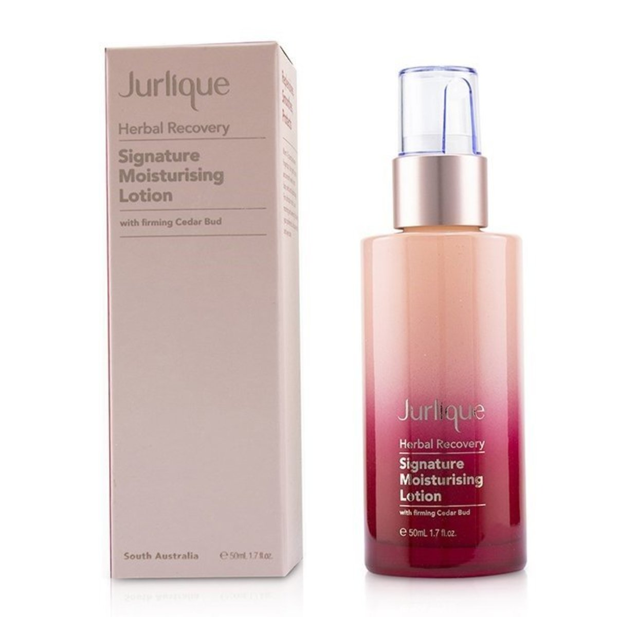 Herbal Recovery Signature Moisturising Lotion 50ml  [Parallel Import]