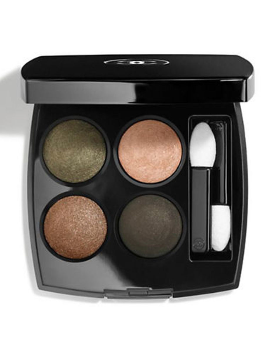 Les 4 Ombres Quadra Eye Shadow 1.2g #254 [Parallel Import]