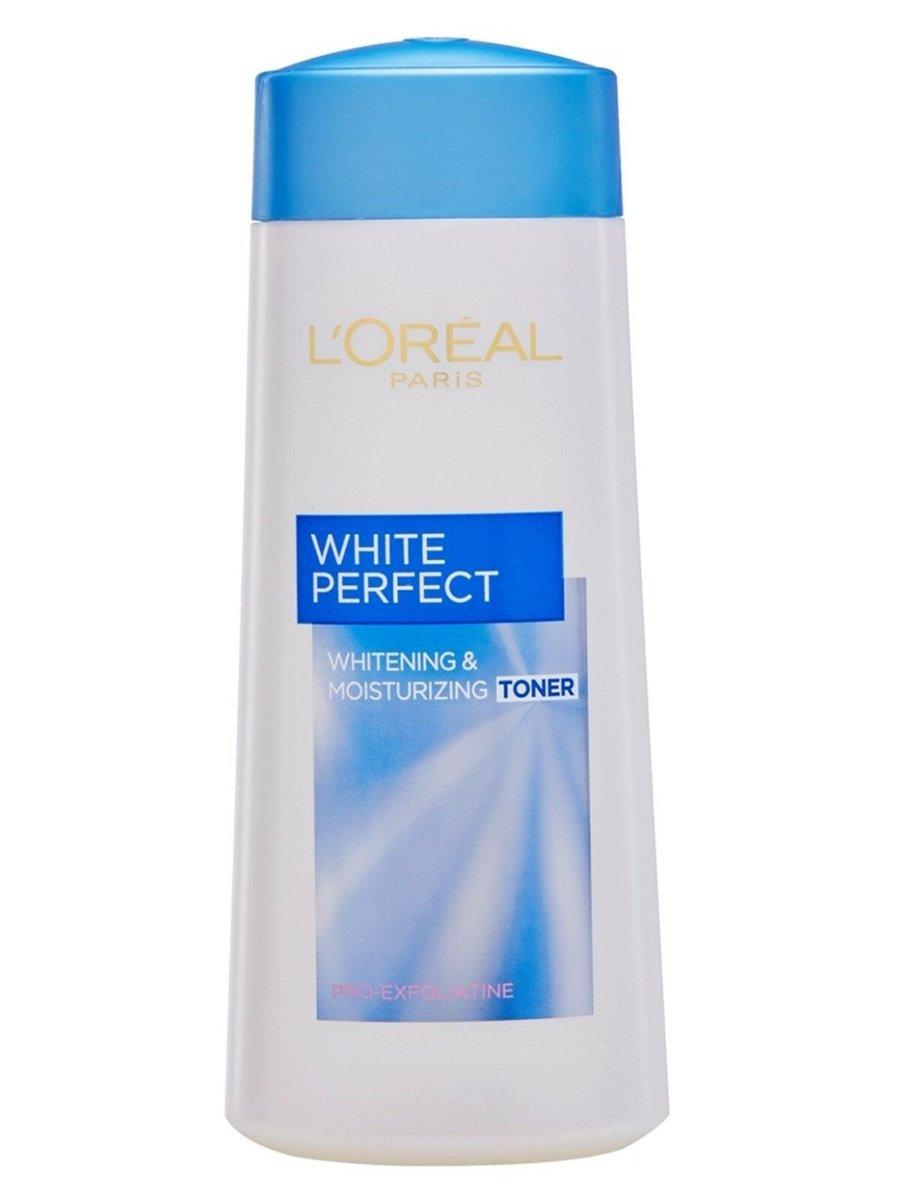 White Perfect Whitening Toner 200ml [Parrallel Import]