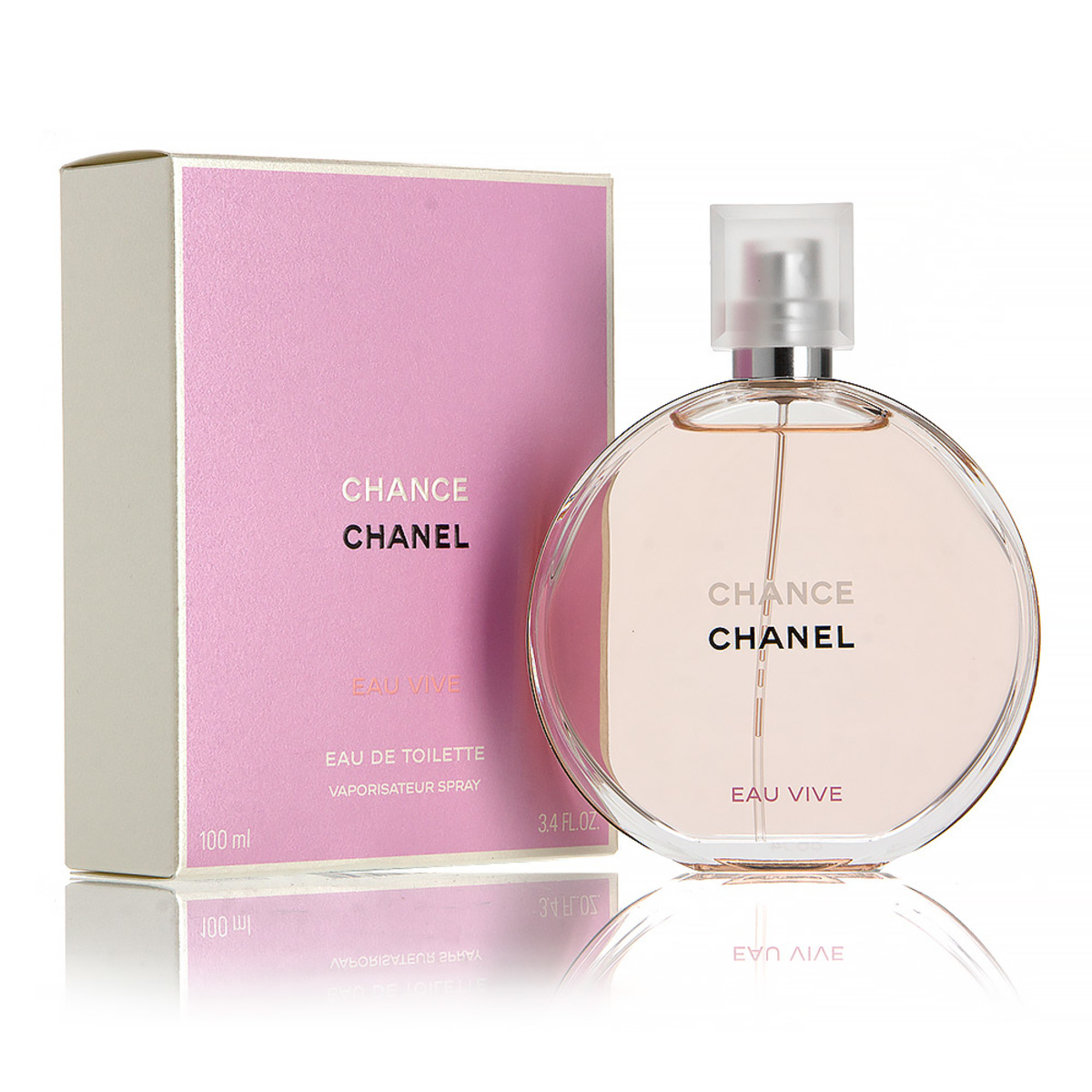 Chance Eau Vive EDT 100ml [Parallel Import]
