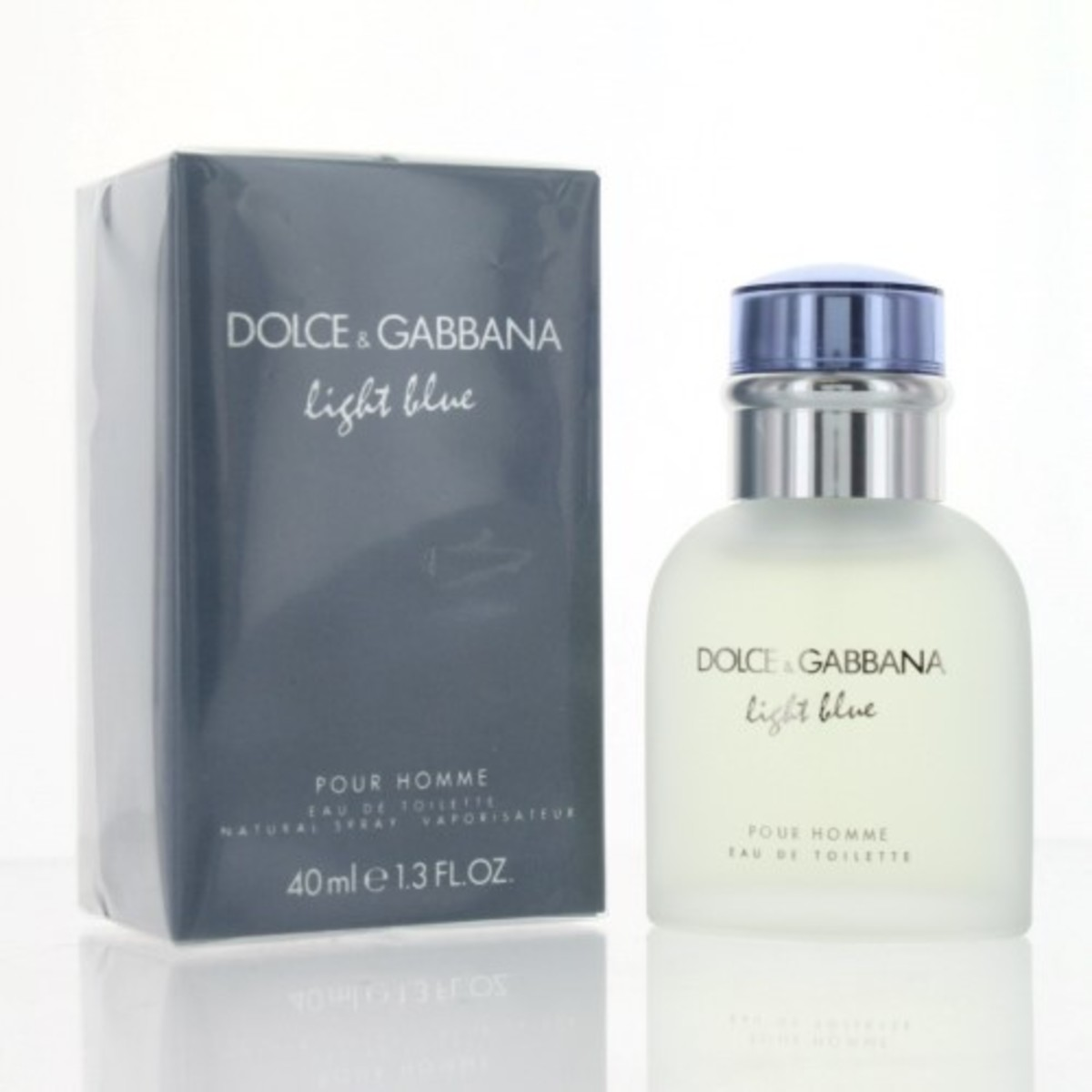 Light Blue Pour Homme EDT 40ml [Parallel Import]