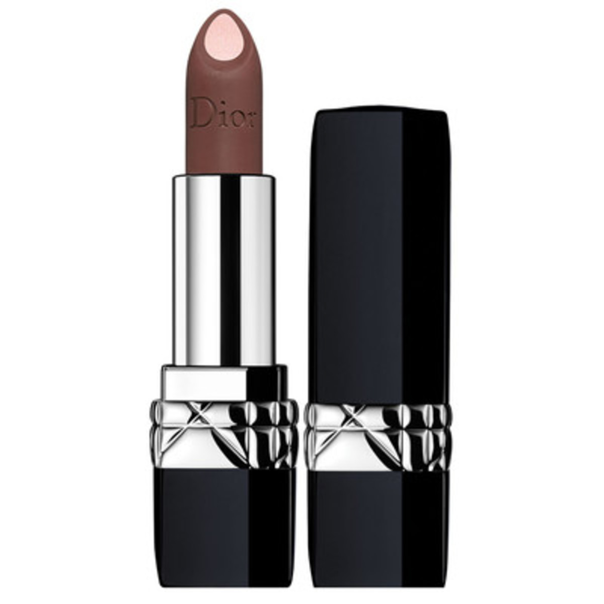 Rouge Dior Double Rouge Matte Metal Color 3.5g #510 [Parallel Import]