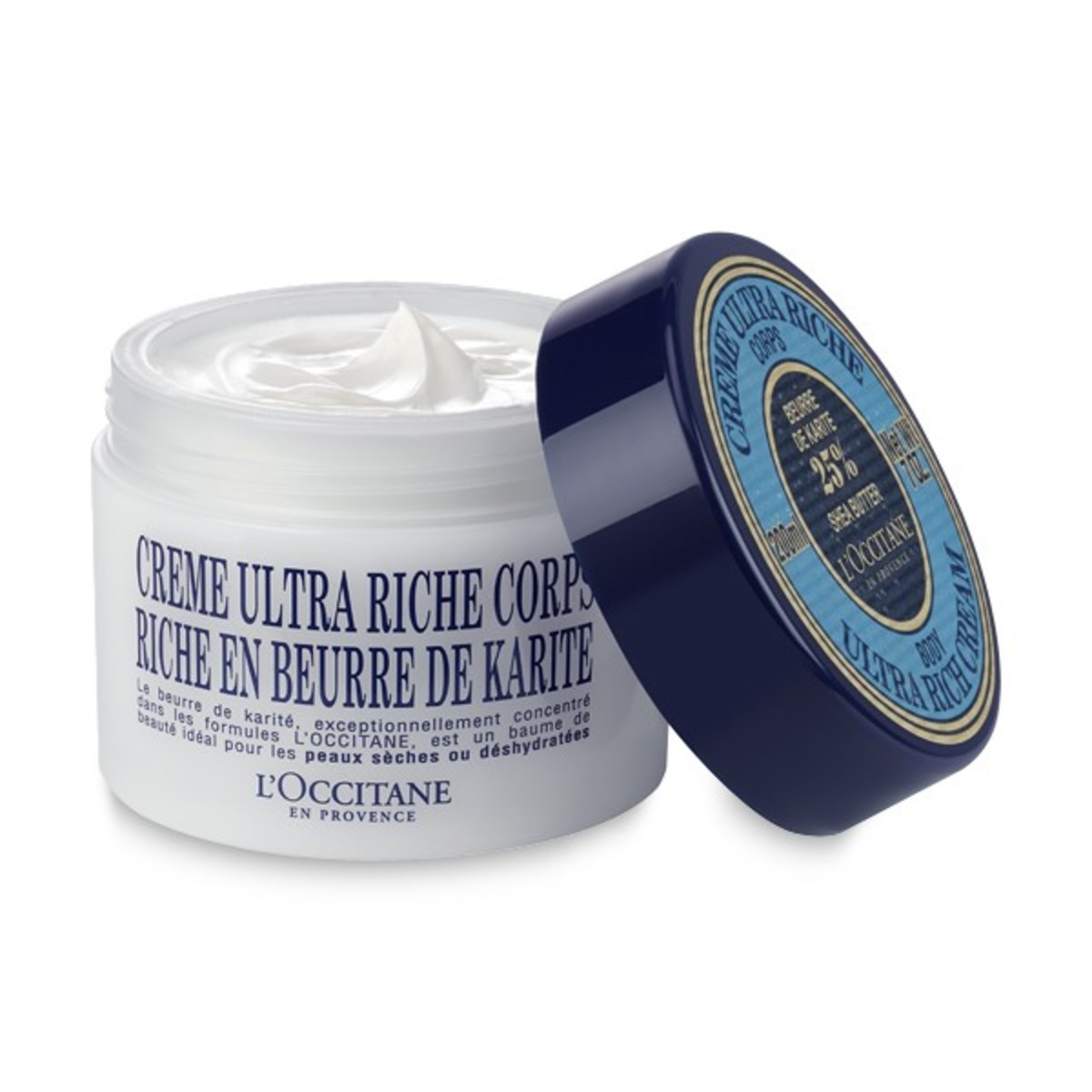 Shea Butter Ultra Rich Body Cream 200ml [Parallel Import]