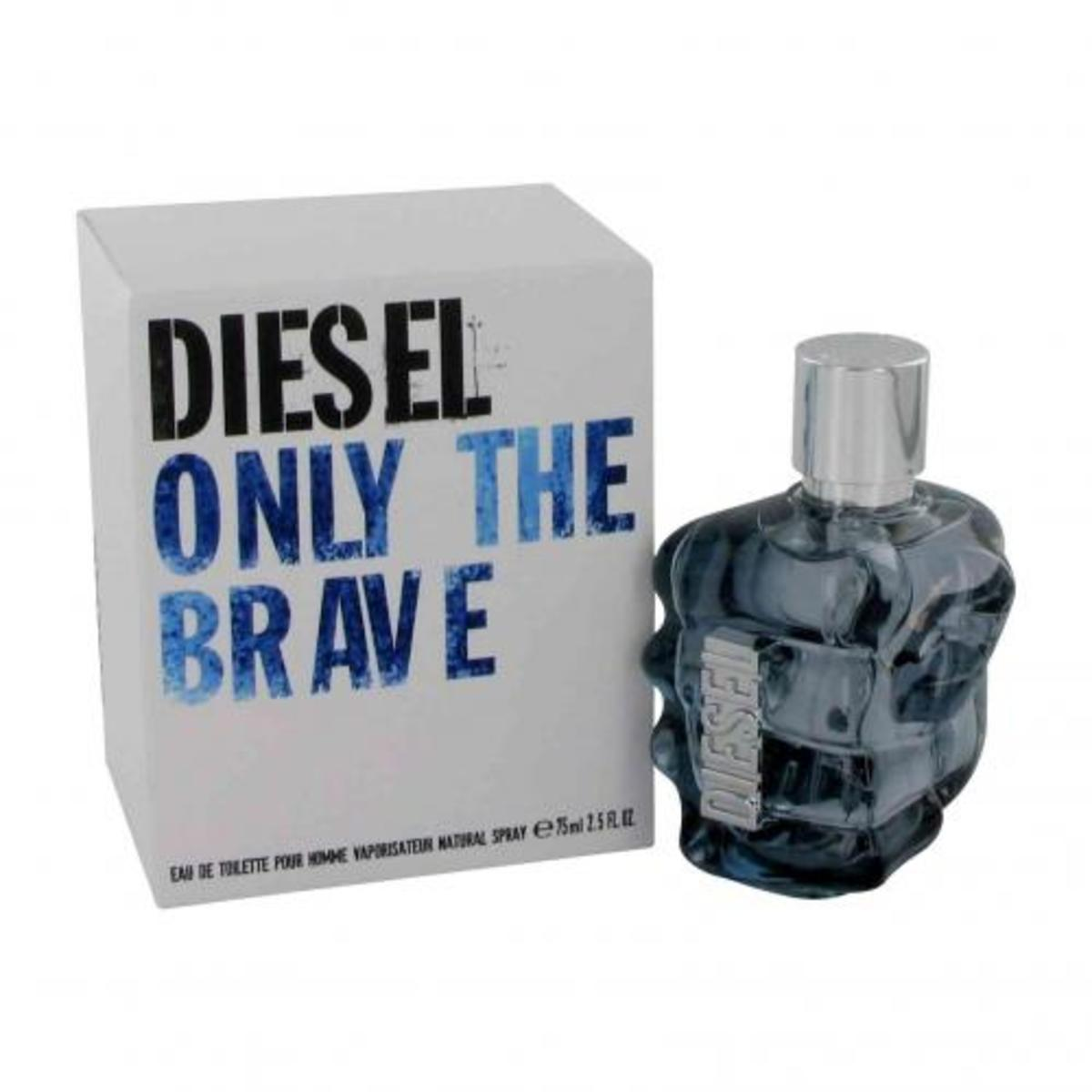 Only The Brave Men EDT 75ml [Parallel Import]