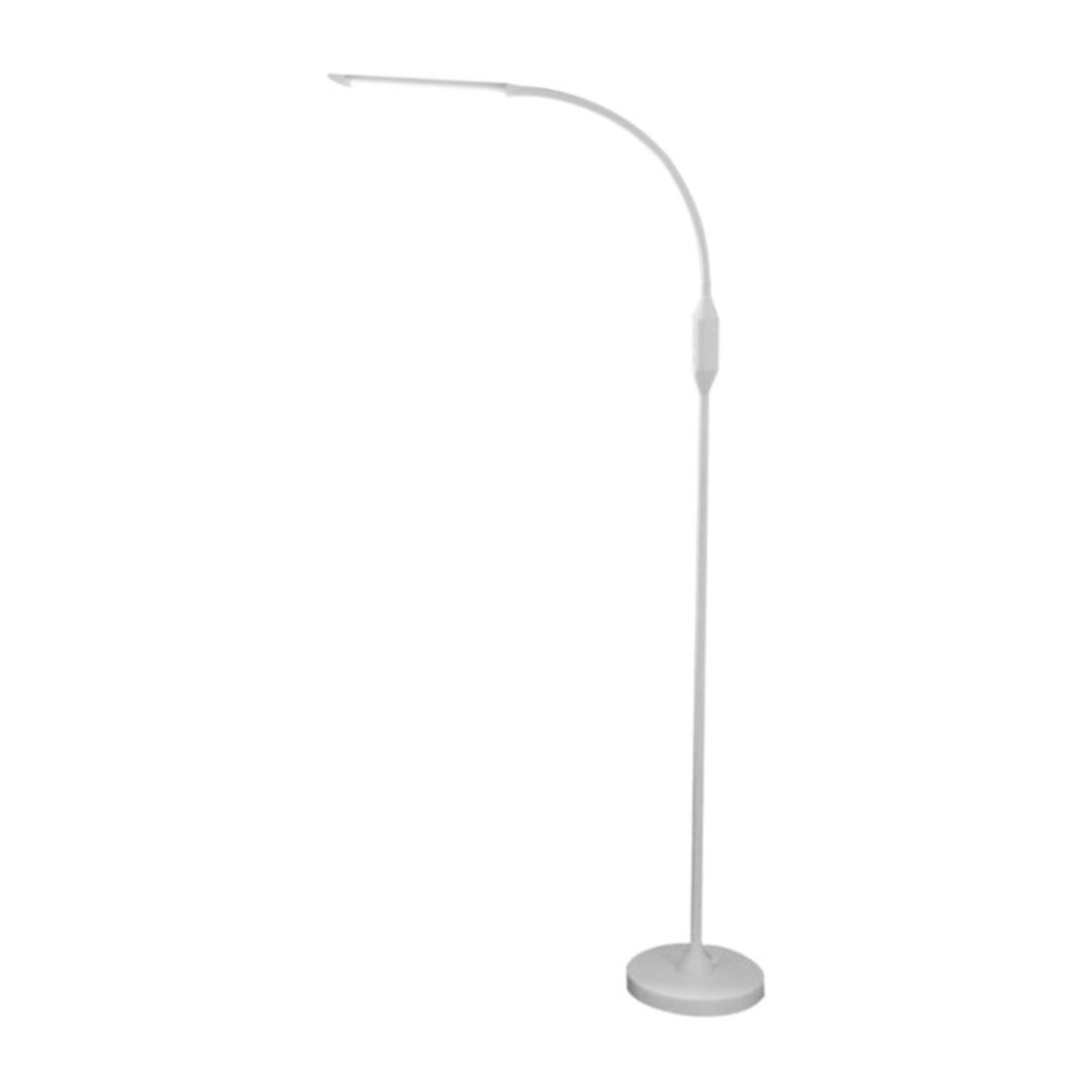 Floor Lamp 512 Silvery - LED 12W