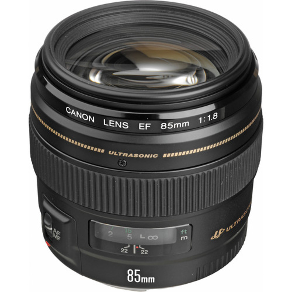 EF 85mm f/1.8 USM Lens (Parallel imported)