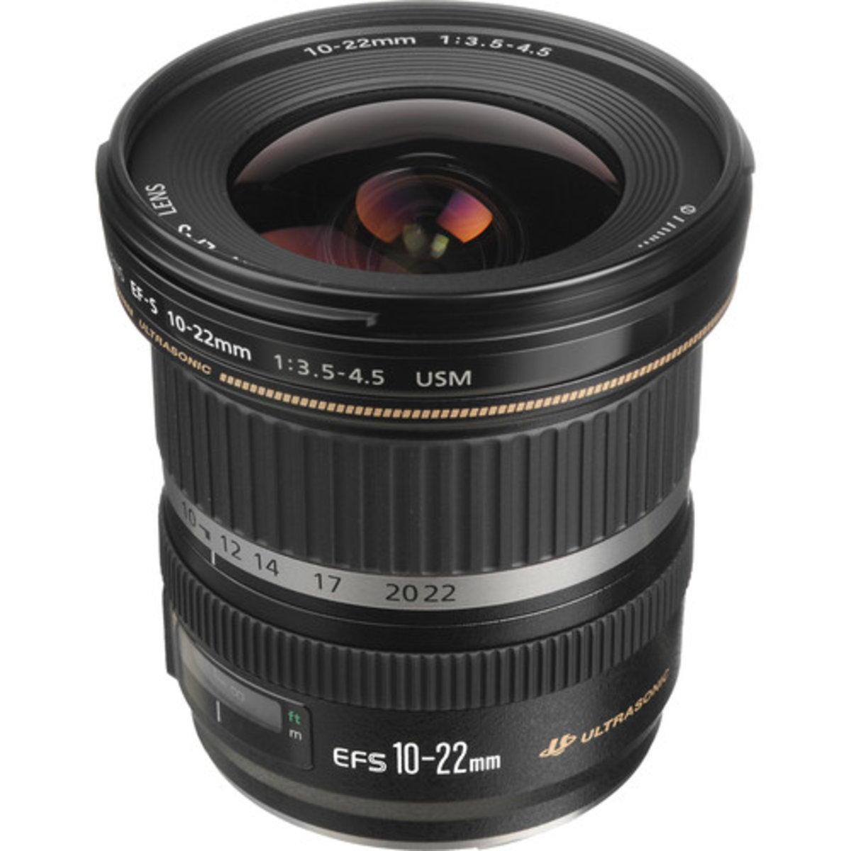Canon EF-S 10-22mm f/3.5-4.5 USM Lens (Parallel imported)