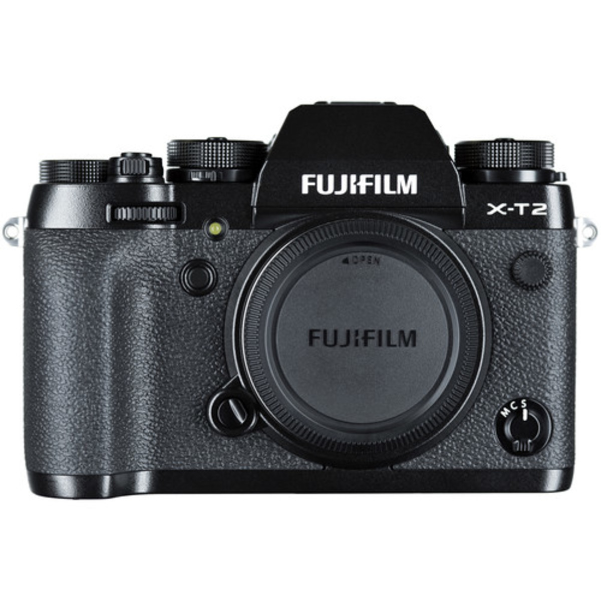 X-T2 Mirrorless Digital Camera - [黑色淨機身] (平行進口)