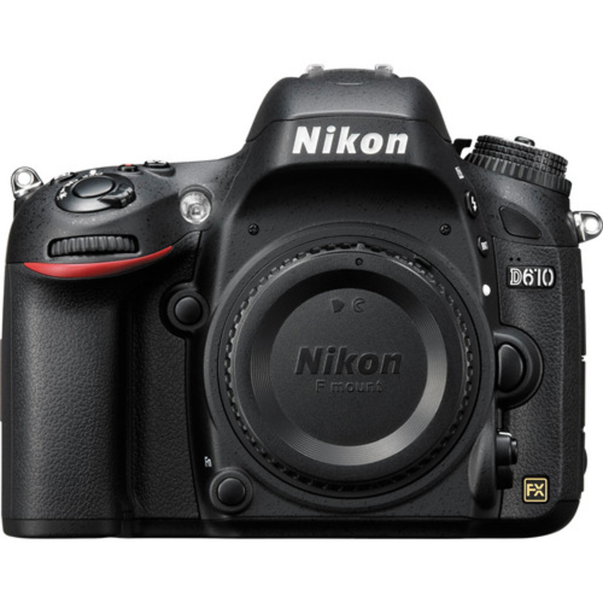 D610 DSLR Camera - [Body Only] (Parallel imported)