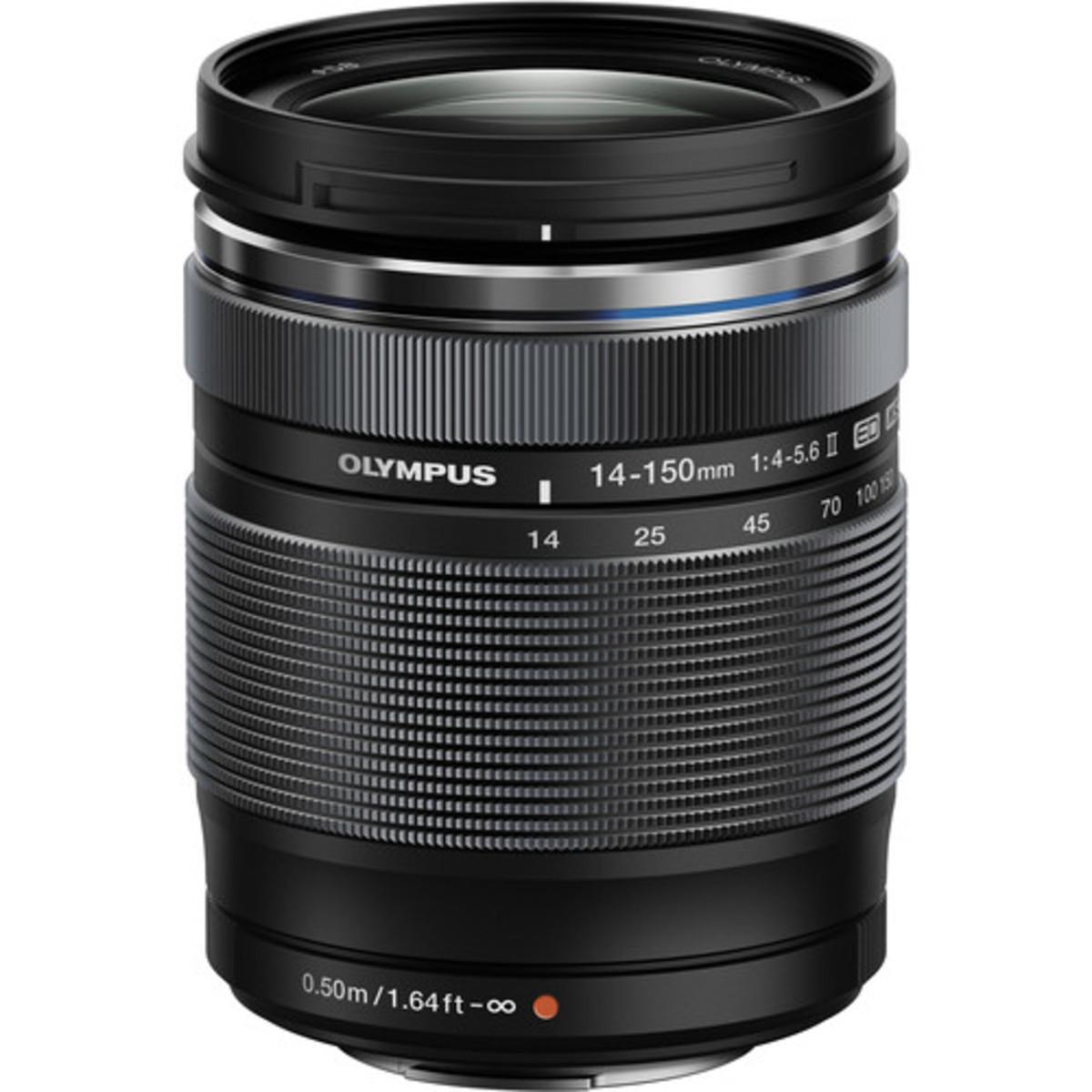 M.Zuiko Digital ED 14-150mm f/4-5.6 II Lens (平行進口)