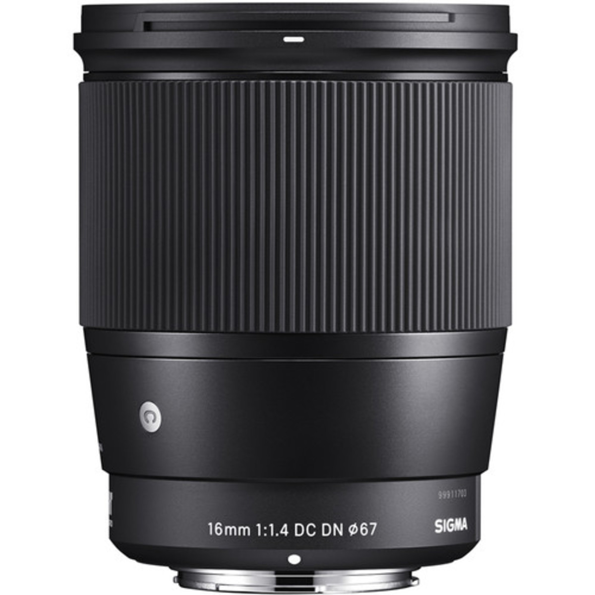 Sigma 16mm f/1.4 DC DN Contemporary Lens - [For MFT] (平行進口)