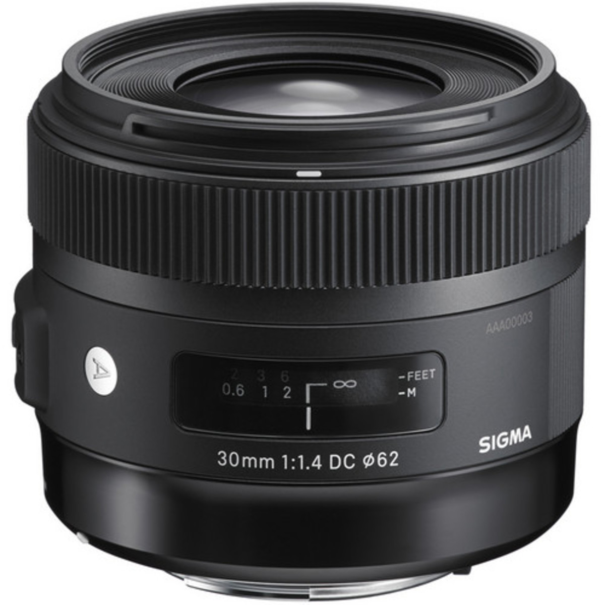 Sigma 30mm f/1.4 DC HSM Art Lens - [For Nikon] (Parallel imported)