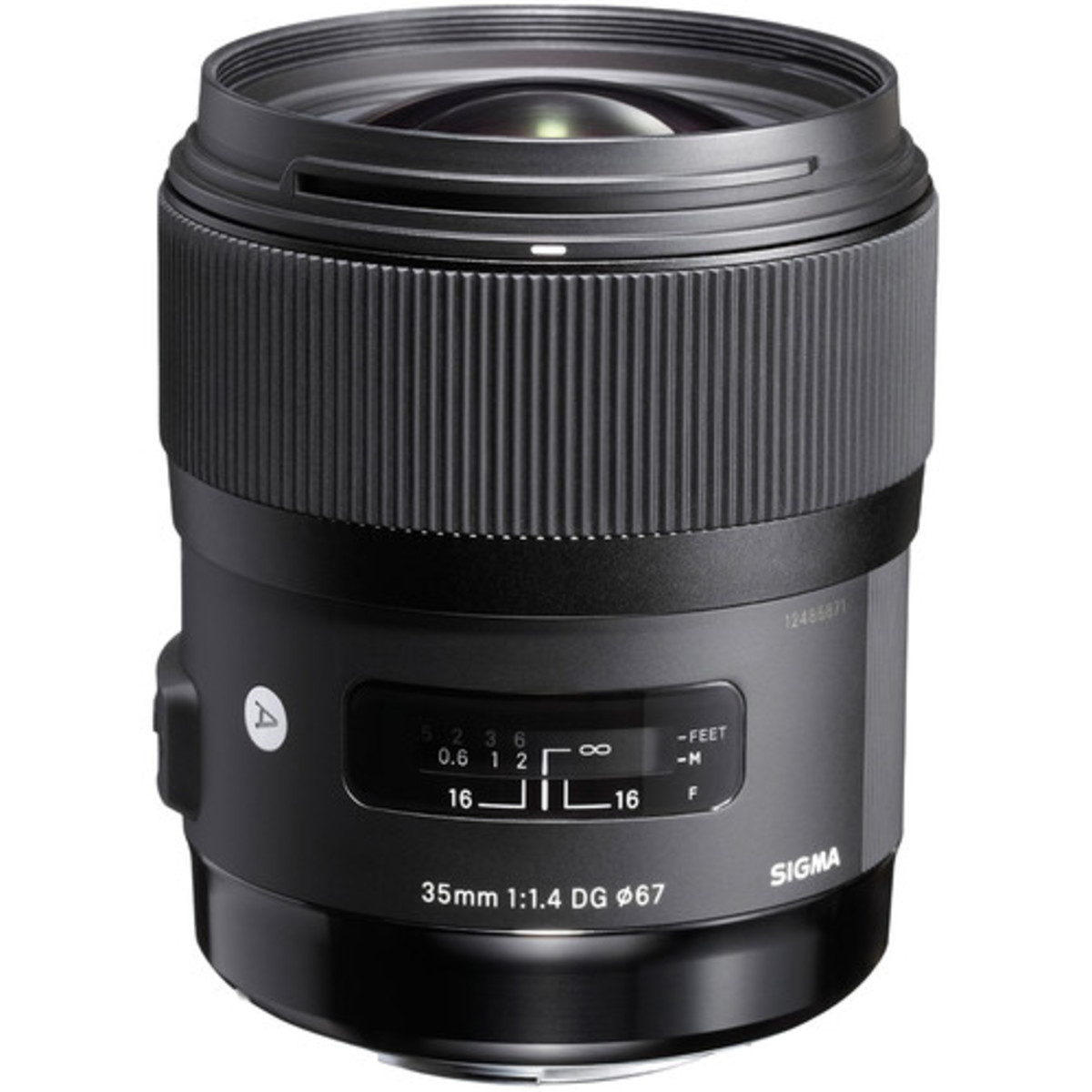35mm f/1.4 DG HSM Art Lens - [For Canon EF] (Parallel imported)