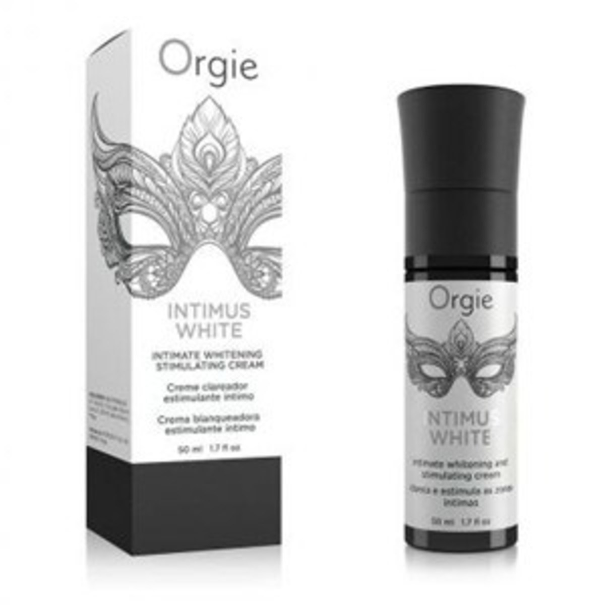 Orgie – INTIMUS WHITE美白乳液 – 50ml