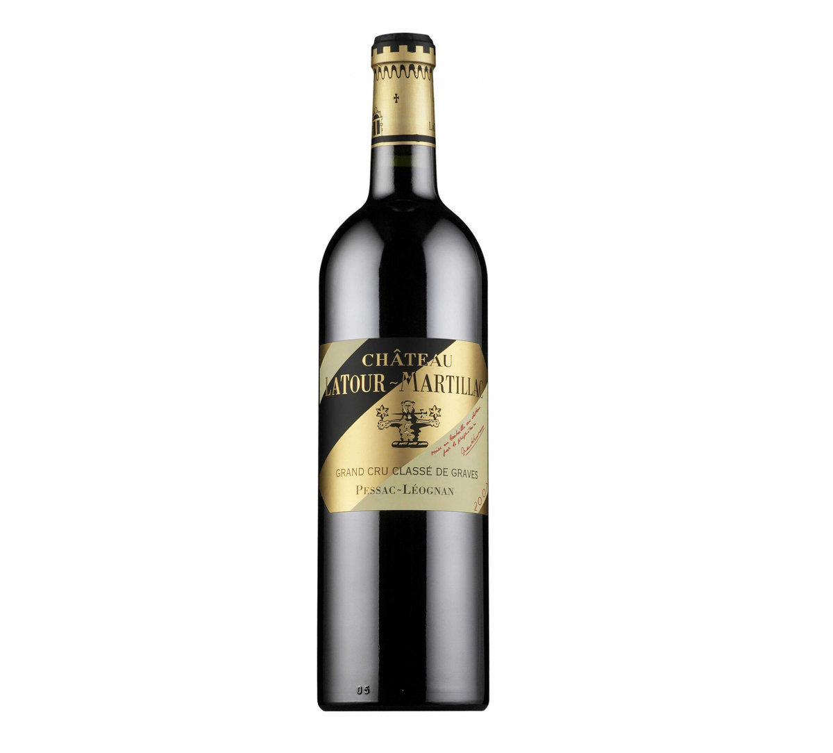 La Tour Martillac 2010 375ml