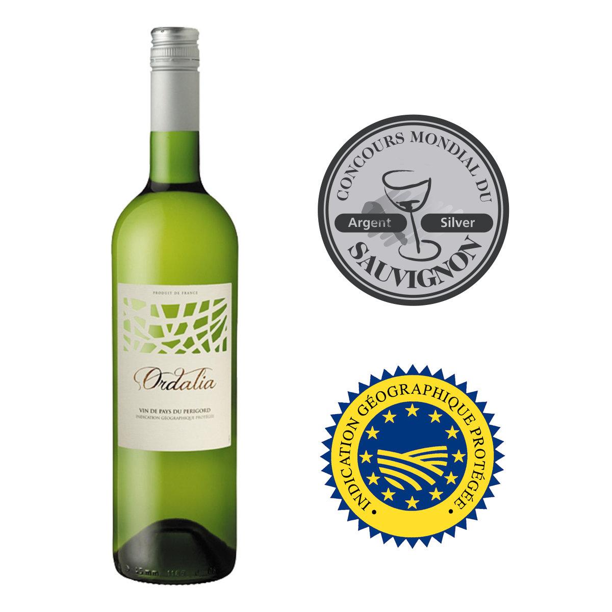 Ordalia Sauvignon Blanc 2014