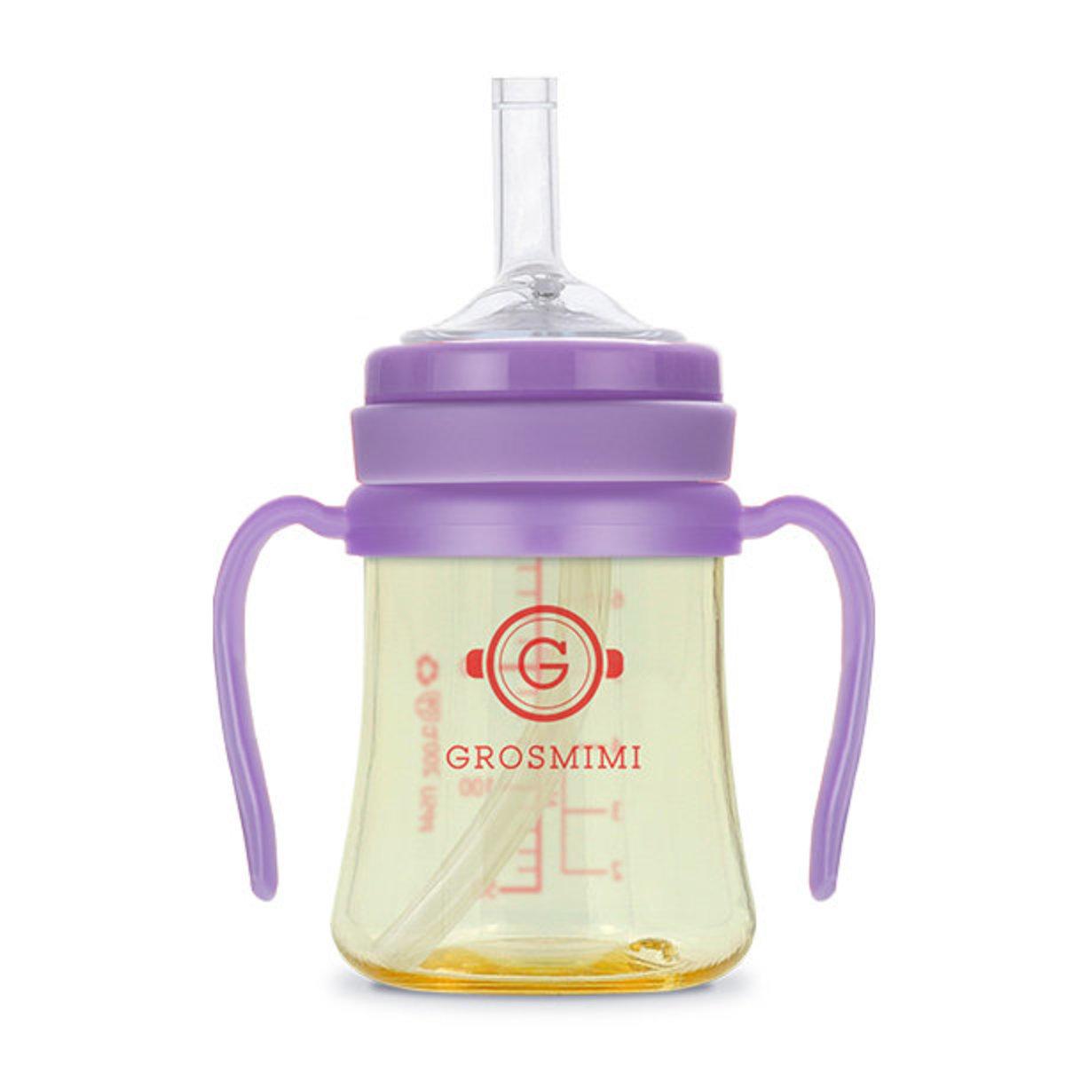 PPSU Straw CUP 200ml (Lavender)