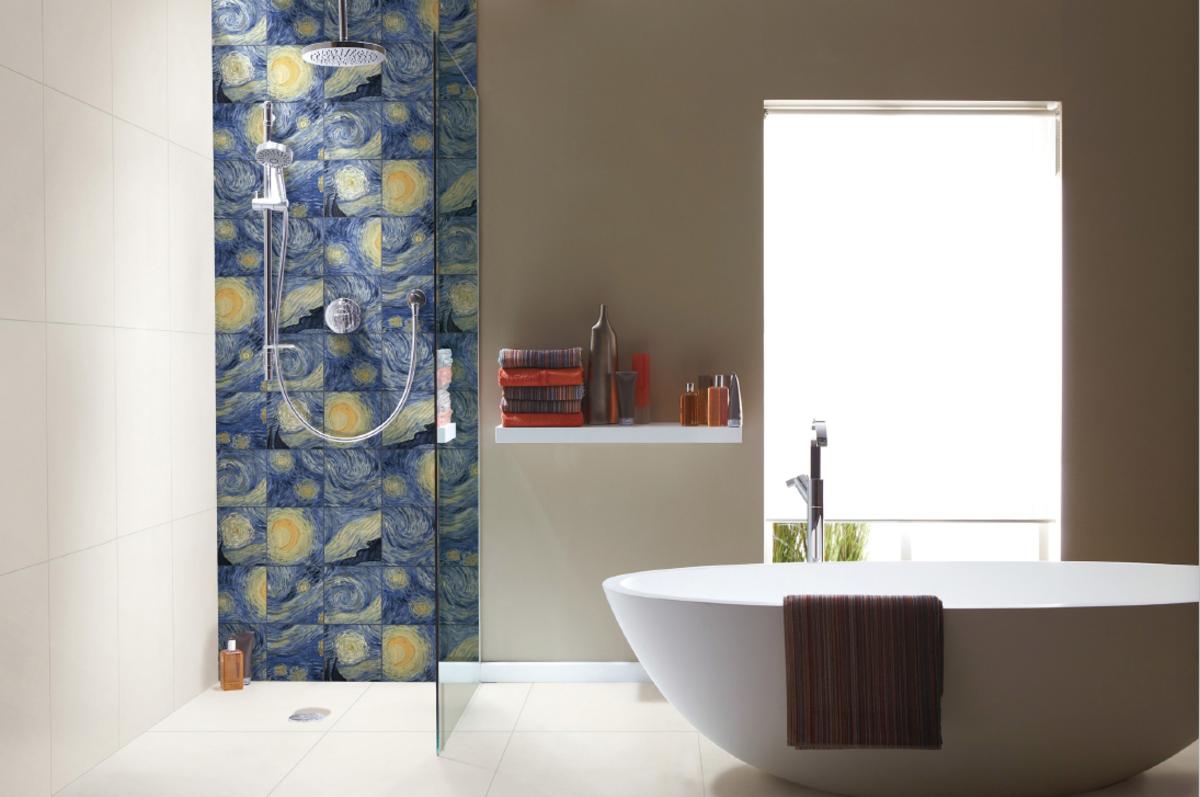 瓷磚 - 色彩印象系列 - 200x200mm (15塊)