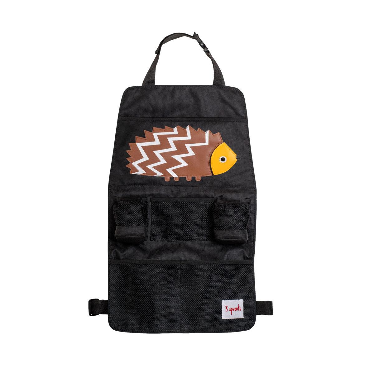 汽車椅背貯物袋 - 小刺蝟