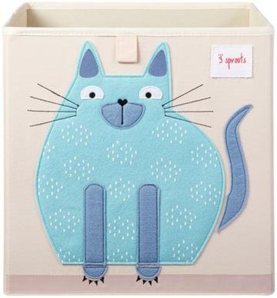 儲物箱 - 小貓咪