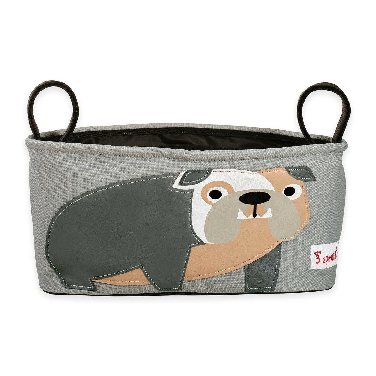 手推車整理袋 - 鬥牛犬