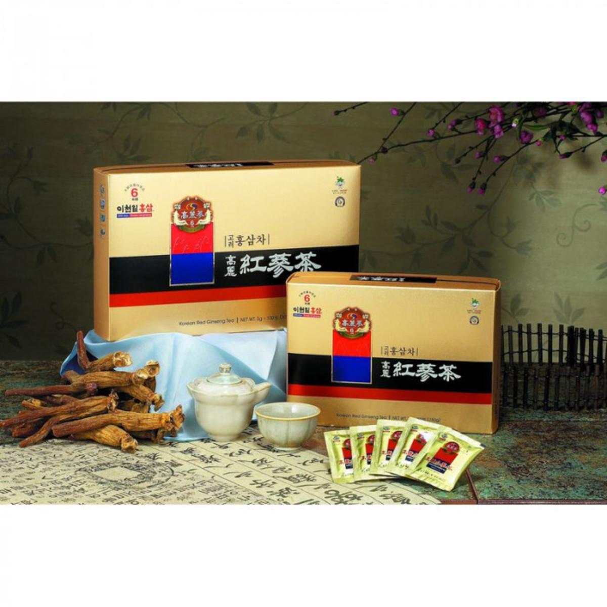 2000 Days Korean Red Ginseng Tea (3g x 50pack)