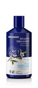 Avalon Organics AVALON ORGANICS 茶樹薄荷平衡頭皮護髮素