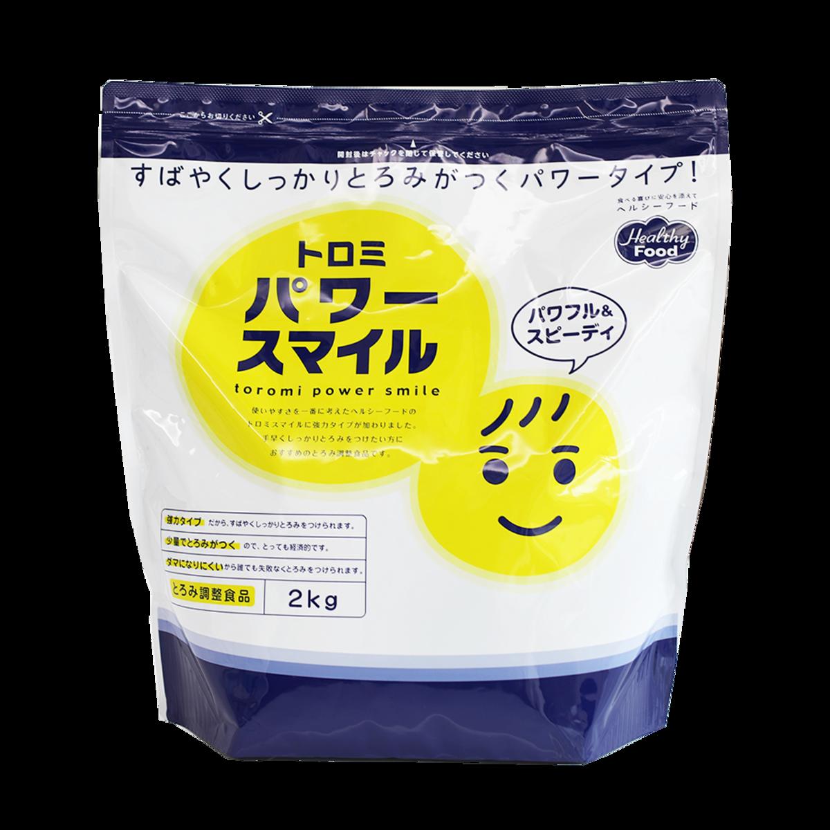 Toromi Power Smile Thickener  2000g