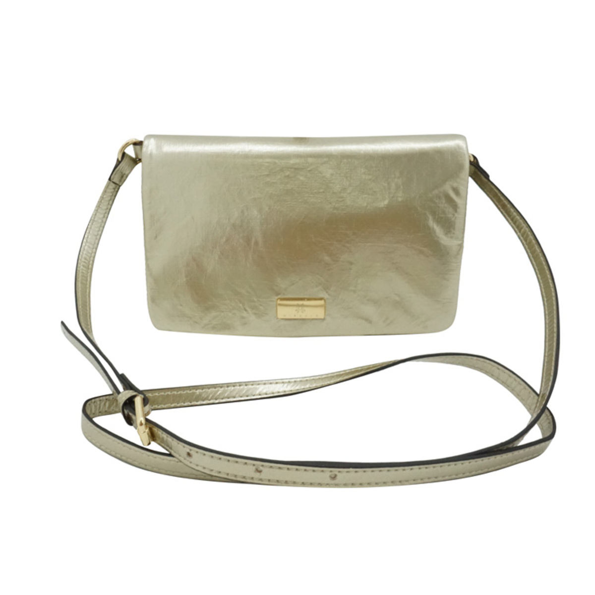 Metallic Mini Shoulder Bag