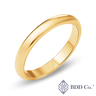 18k Yellow Gold Classic Wedding Ring (3mm)
